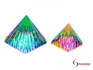 Pyramids XL 80x80mm