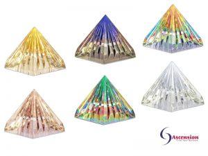 Pyramids standard 60x60mm